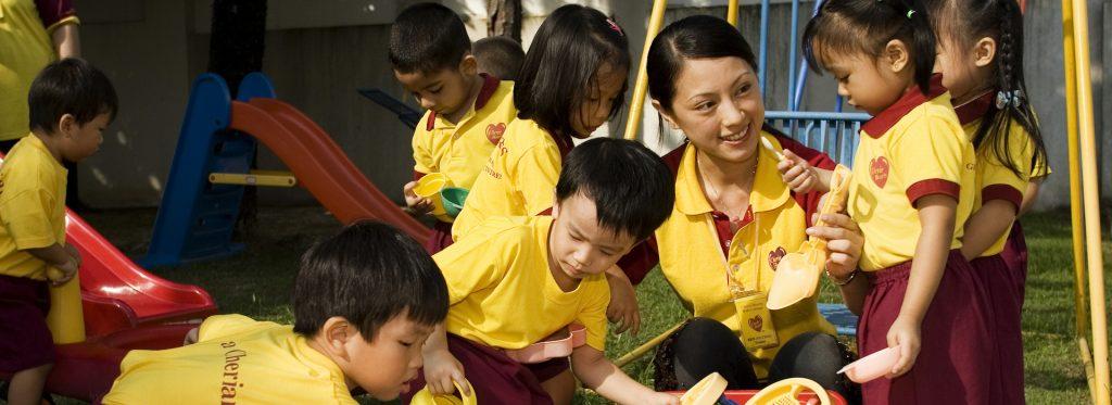 Cherie Hearts Internation Preschool: Setia Tropika - Master Franchisee (HQ)