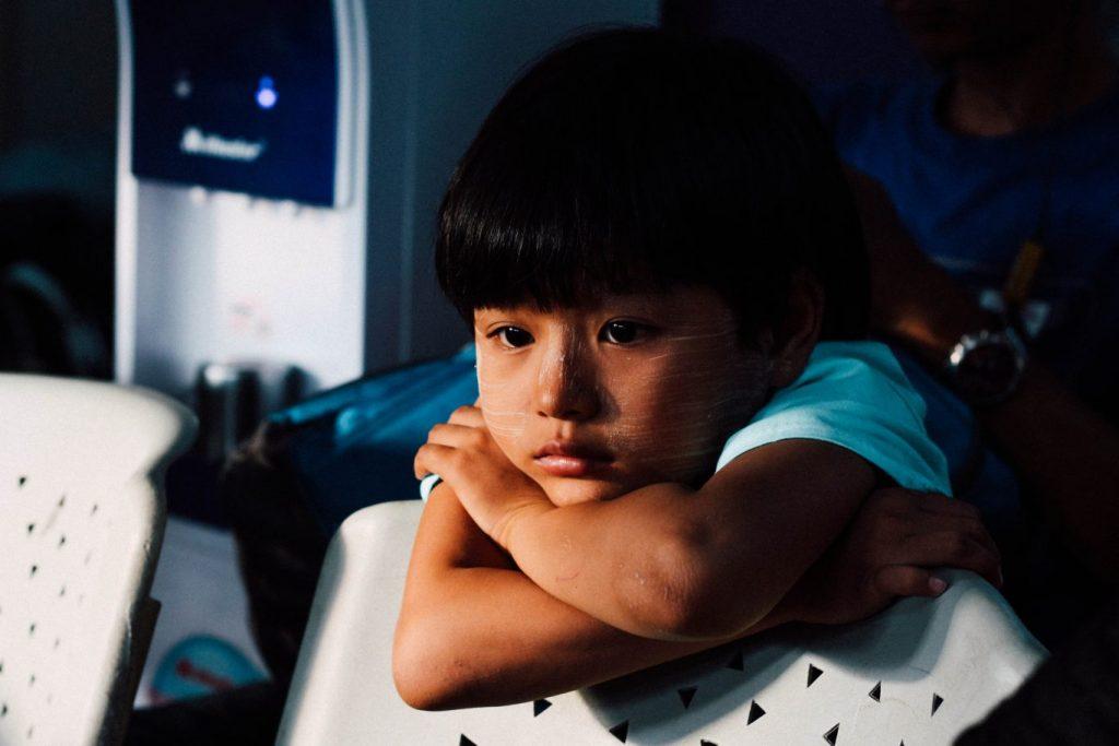Self-esteem activities for kids.