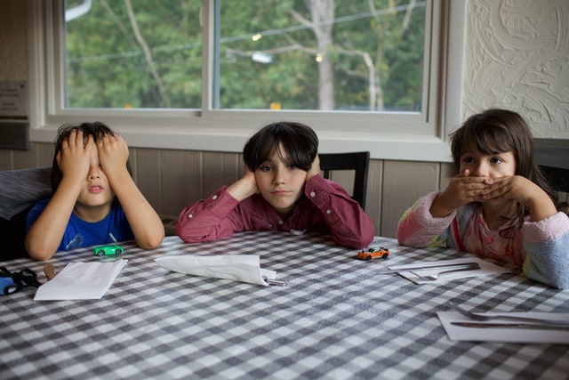 Tips for talking with young children about COVID-19